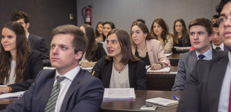 Clifford, Pérez-Llorca, Roca, Osborne Clarke y Andersen apoyan el doble título Grado en Derecho y Máster en Abogacía Internacional