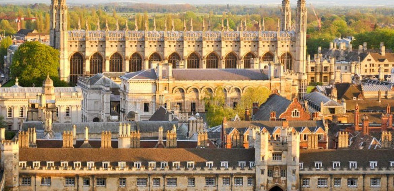 Cambridge recibirá este verano a los alumnos del doble título de Grado en Derecho y Máster en Abogacía Internacional