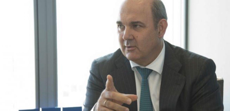 Francisco Uría, socio director de KPMG, firma colaboradora del Grado en Derecho y Máster en Abogacía Internacional ISDE, entrevistado por OK diario